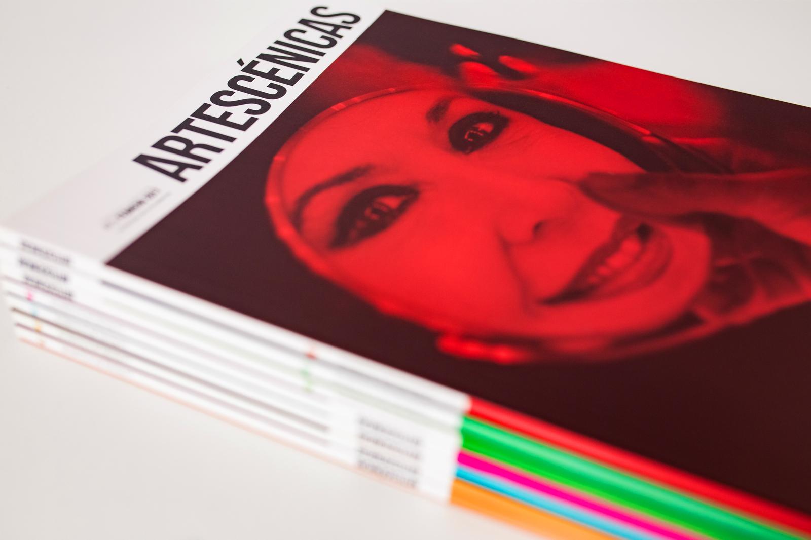 Pedro Cabañas - Design - ARTESCÉNICAS