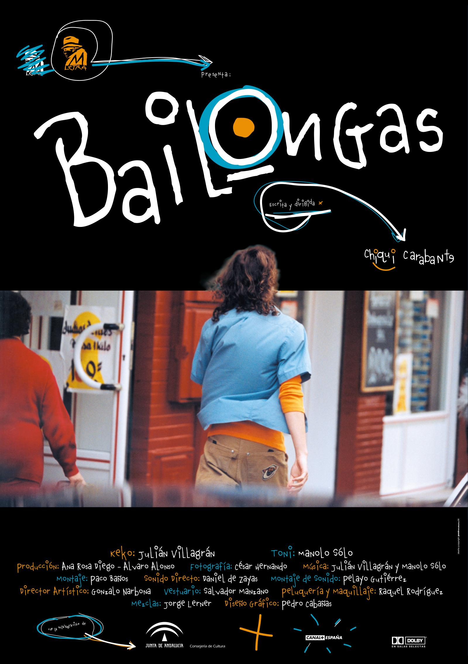 Pedro Cabañas - Design - BAILONGAS