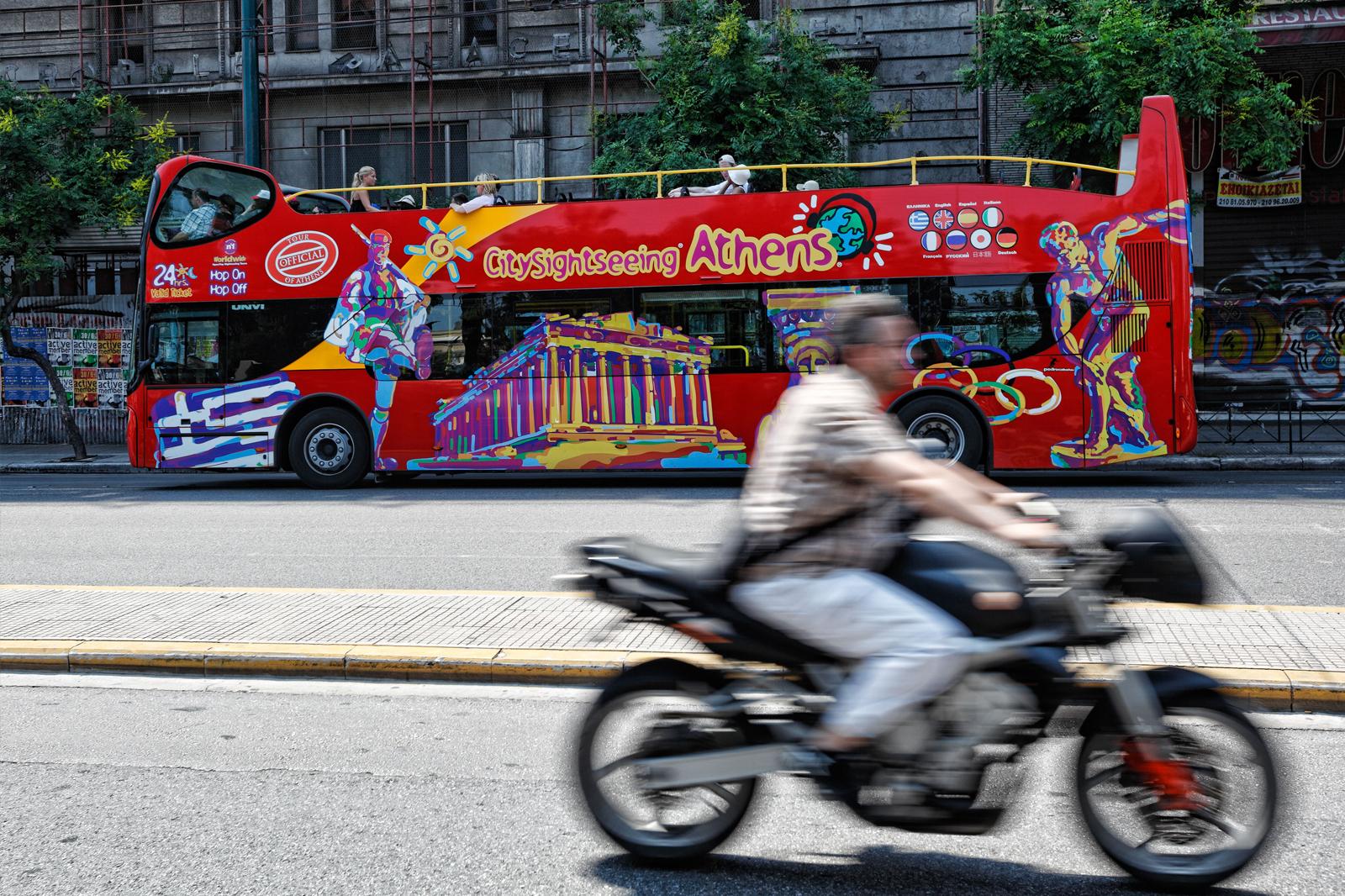 Pedro Cabañas - Design - CITY SIGHTSEEING