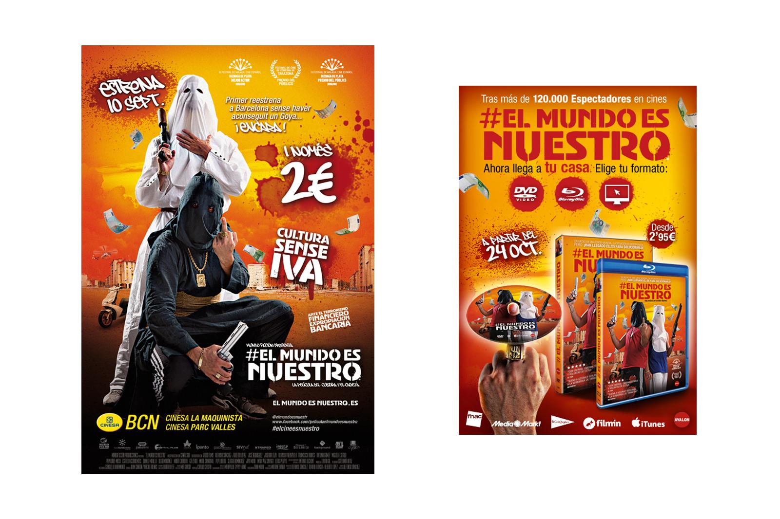 Pedro Cabañas - Design - EL MUNDO ES NUESTRO