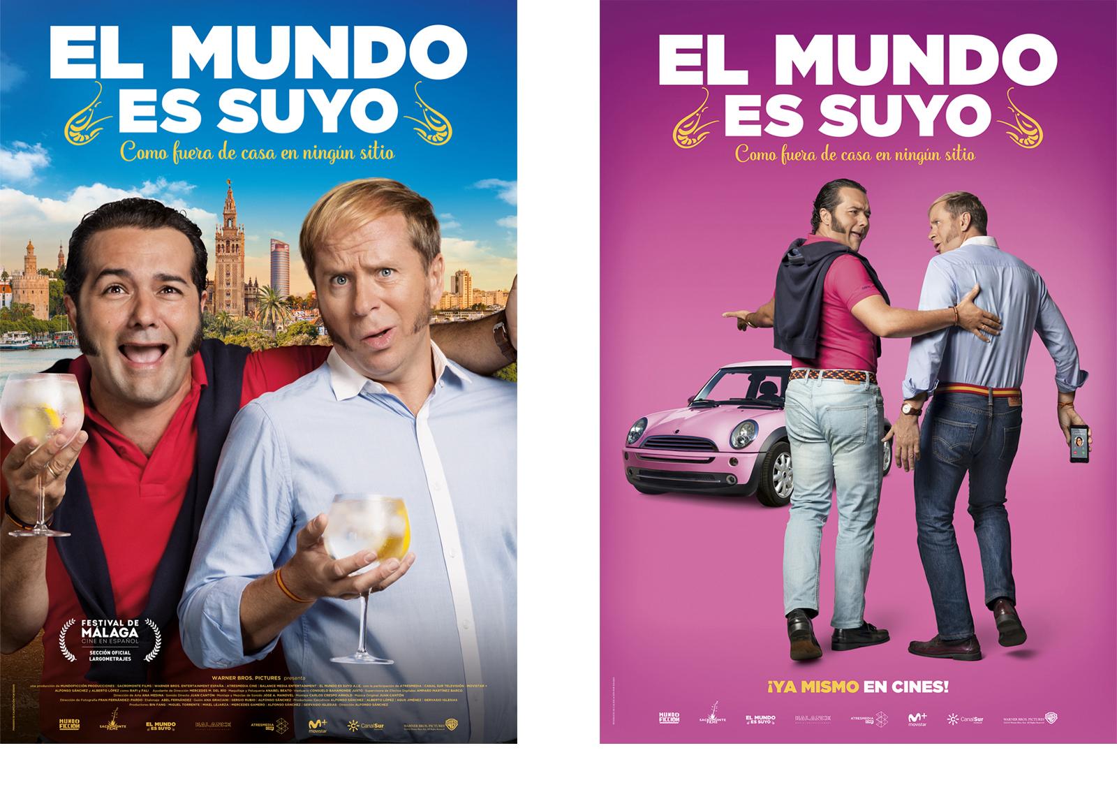 Pedro Cabañas - Design - EL MUNDO ES SUYO