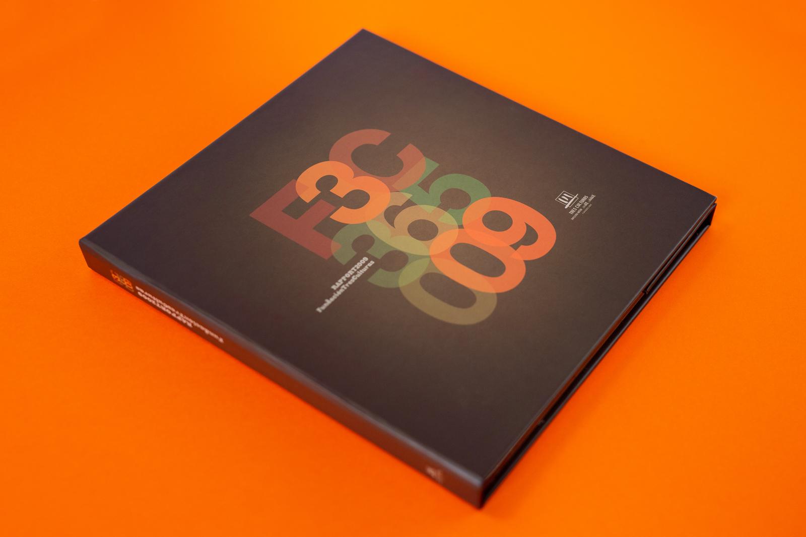 Pedro Cabañas - Design - ANUAL REPORT F3C