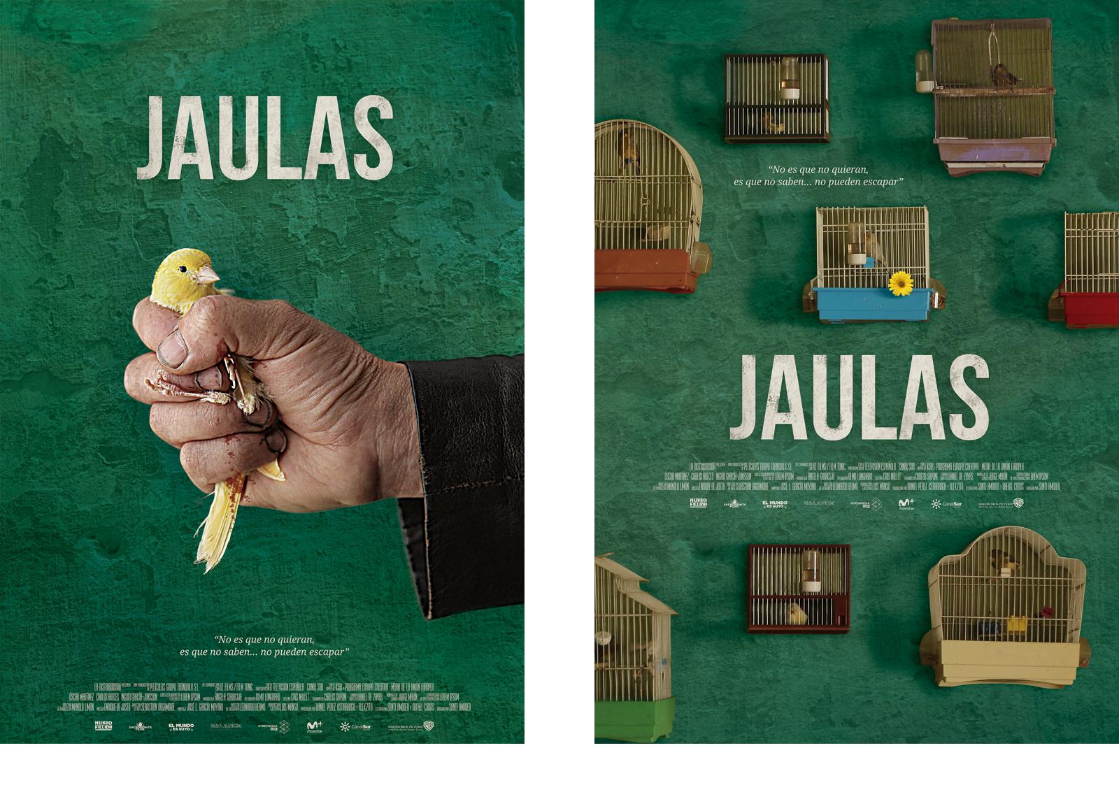 Pedro Cabañas - Design - JAULAS