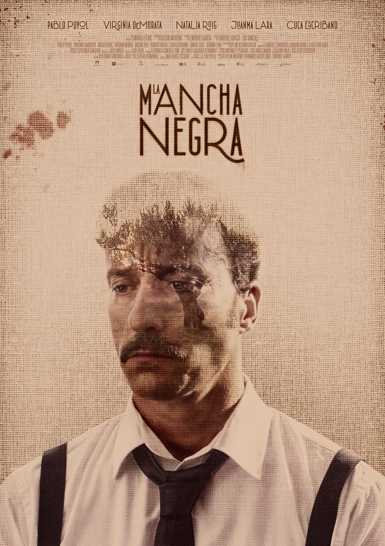 Pedro Cabañas - Design - LA MANCHA NEGRA