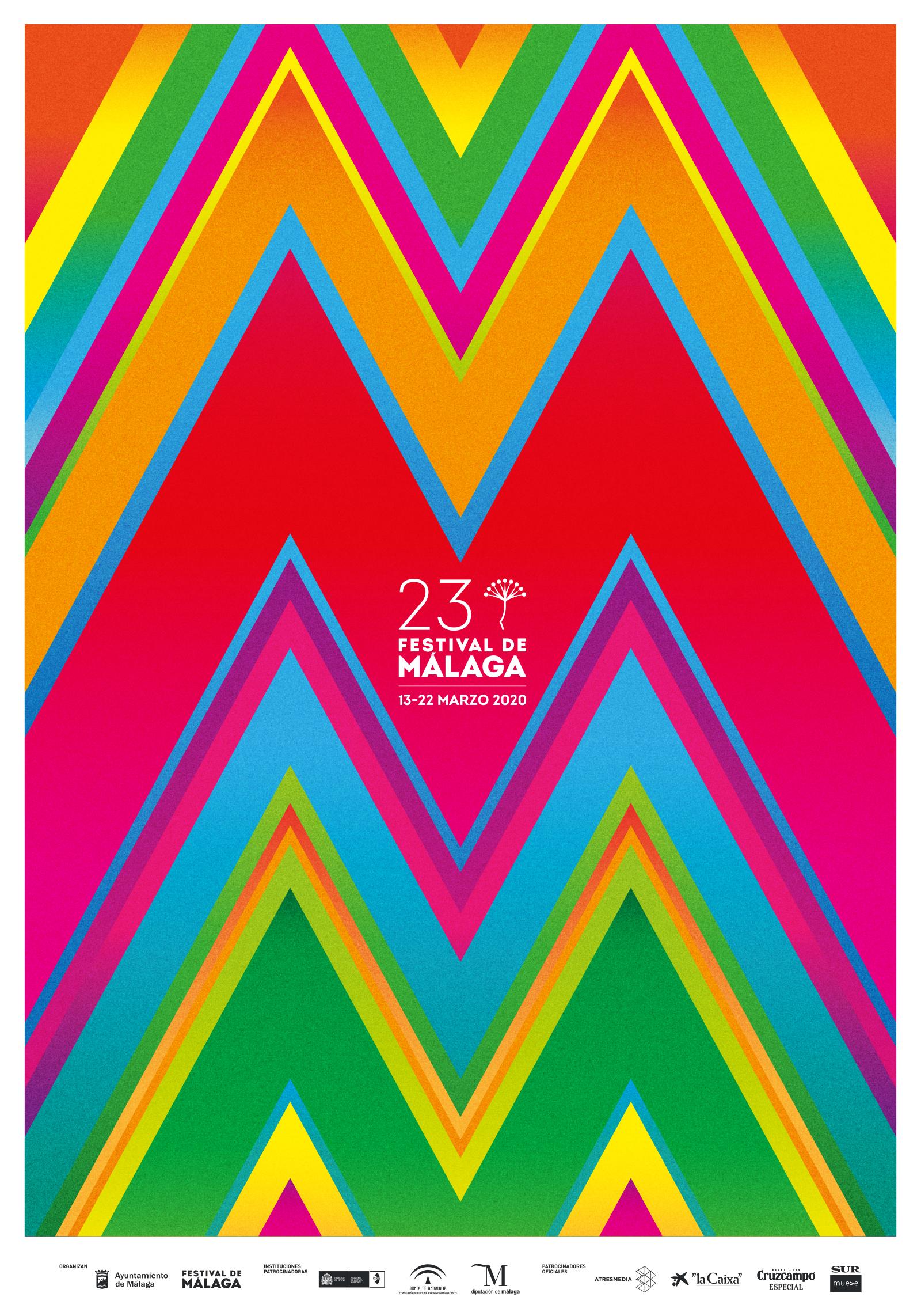 Pedro Cabañas - Design - 23 FESTIVAL DE MÁLAGA