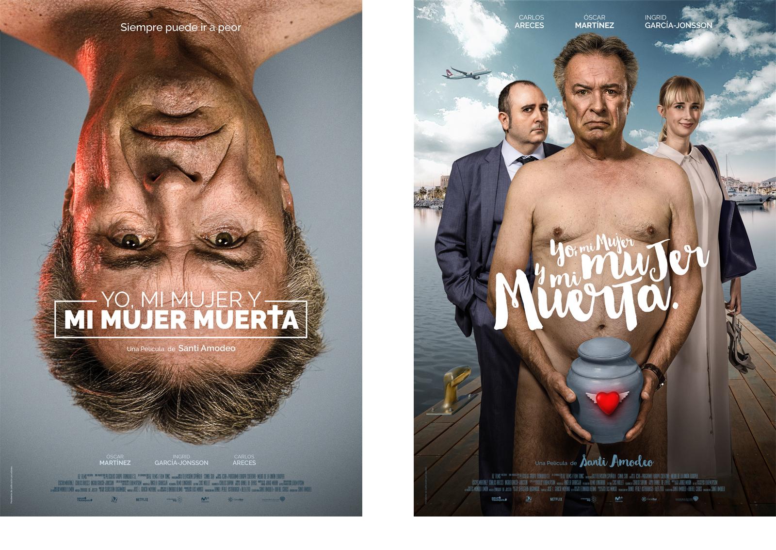 Pedro Cabañas - Design - YO, MI MUJER Y MI MUJER MUERTA
