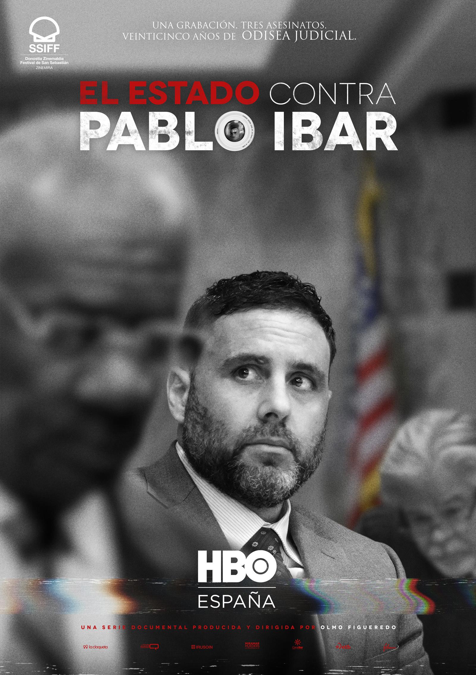 Pedro Cabañas - Design - EL ESTADO CONTRA PABLO IBAR