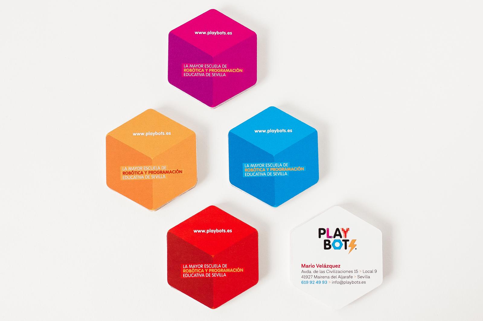 Pedro Cabañas - Design - PLAYBOTS