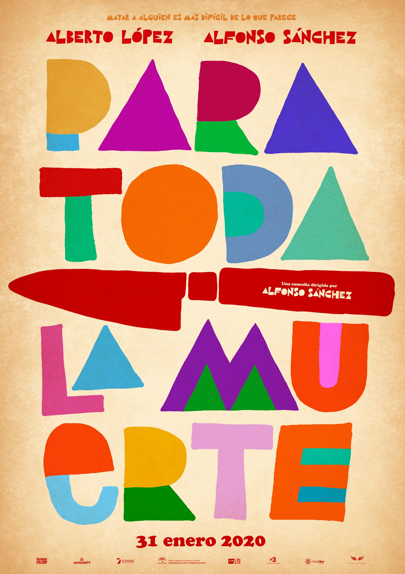 Pedro Cabañas - Design - PARA TODA LA MUERTE