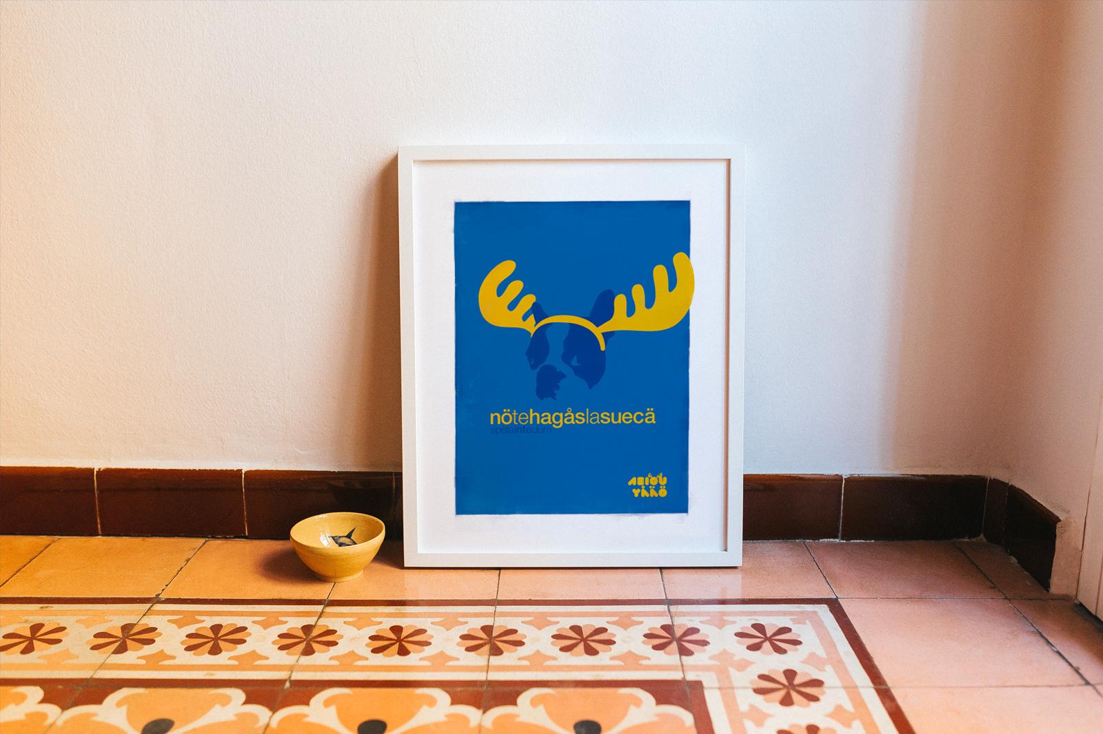 Pedro Cabañas - Design - NO TE HAGAS LA SUECA